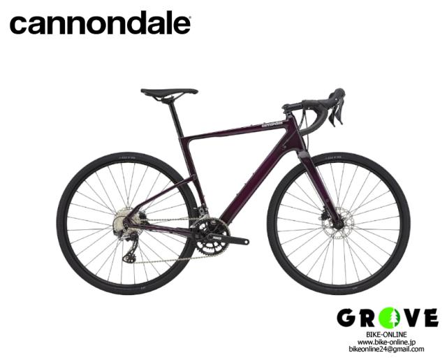cannondale キャノンデール [ Topstone Carbon 5 ]  Purple / S size 【 GROVE宮前平 】