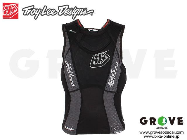 TroyLeeDesigns トロイリーデザインズ [ UPV 3900 Vest Guards ] ボディ プロテクター 【GROVE宮前平】