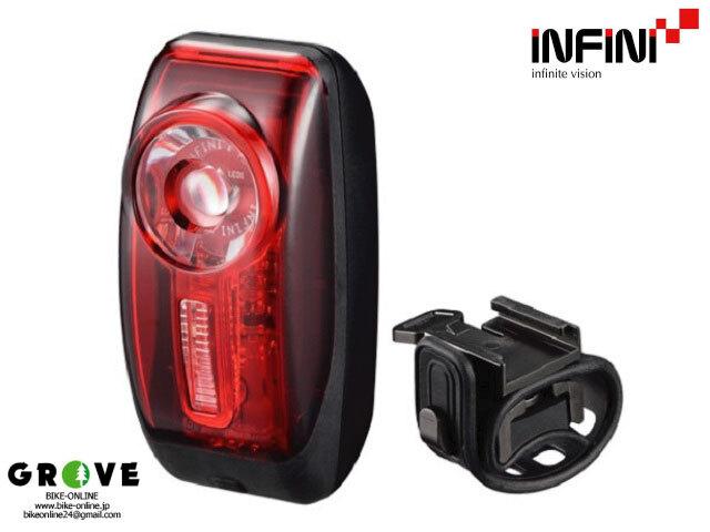 INFINIインフィ二 [ VISTAI-407R ] 0.5 WATT RED LED 電池式 リアライト 【GROVE青葉台】