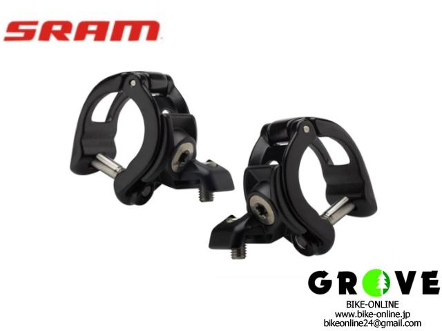 SRAM スラム[ MATCHMAKER X CLAMP ] ブレーキレバー・シフトレバー統合用クランプ 【 GROVE青葉台 】