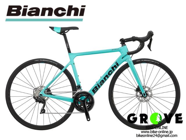 Bianchi ビアンキ [ SRINT DISC 105 ] CK16(チェレステ) 【 GROVE鎌倉 】