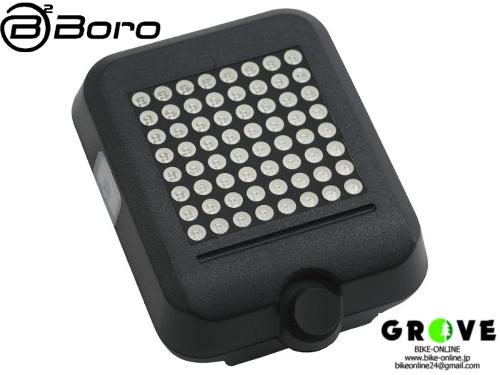 BB Boro ビービーボーロ [ BR-1.0R ] リアライト 充電式 【 GROVE青葉台 】