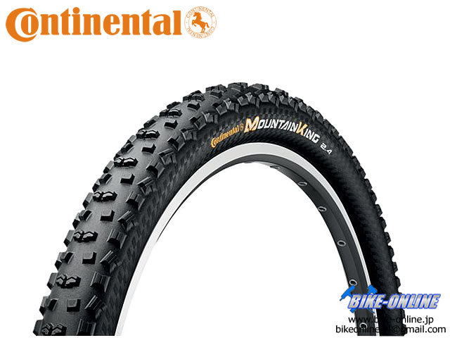 CONTINENTAL [ Mountain King Protection ] 29×2.3 【BIKE-ONLINE】 #301007936000