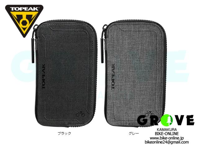 "TOPEAK トピーク [ CYCLING WALLET 5.5"" ] BLACK 【 GROVE鎌倉 】"
