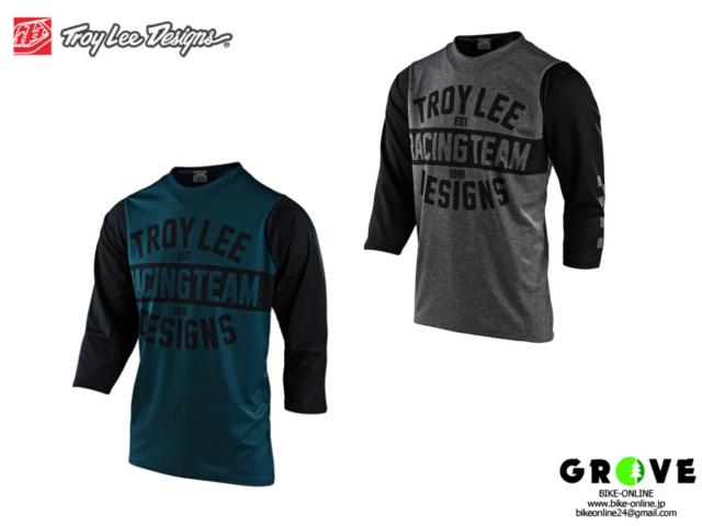 TroyLeeDesigns トロイリーデザインズ 2021  [ RUCKUS JERSEY 3/4 TEAM 81  ]  【GROVE青葉台】