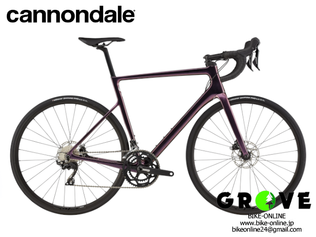 cannondale キャノンデール [ SUPERSIX EVO CARBON DISC 105 ] Rainbow Trout / 51size 【 GROVE青葉台 】