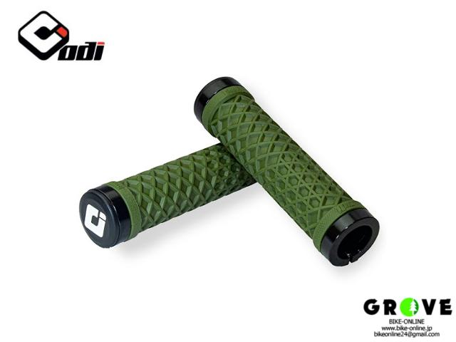 ODI オーディーアイ [ VANS バンズ Lock-On Grip グリップ Bouns Panck  Army Green/ Black ] 【 GROVE青葉台 】