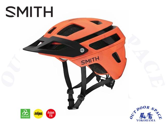 SMITH スミス [ Forefront 2 Helmet - MIPS ] Matte Cinder Haze 【風魔横浜】