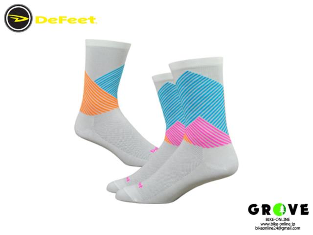 DeFeet [ AI 6 Color MT (White) ] 速乾性  【GROVE青葉台】