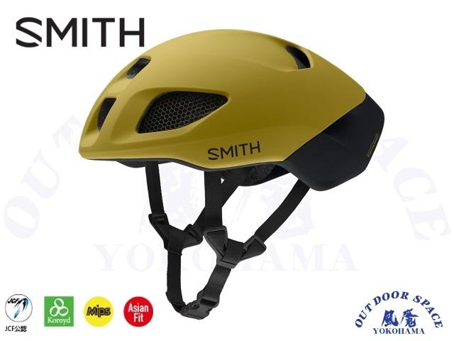 SMITH スミス [ IGNITE MIPS ] 国内未展開カラー ミスティックグリーン Mサイズ 【風魔横浜】