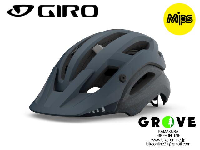 GIRO ジロ [ MANIFEST SPHERICAL ] Matte Portaro Grey / Mサイズ 【 GROVE鎌倉 】