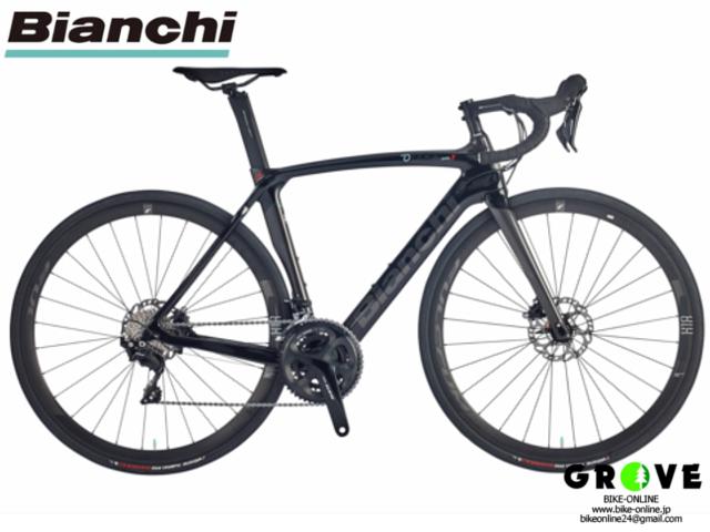 Bianchi ビアンキ [ Oltre XR3 Disc Ultegra ] サイズ53【GROVE青葉台】