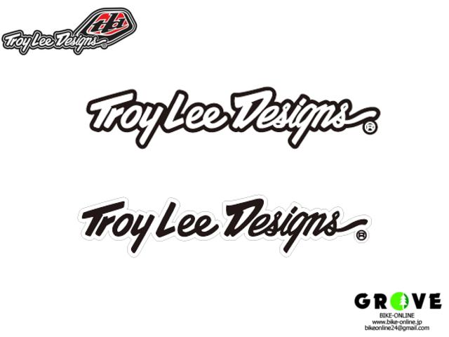 TroyLeeDesigns トロイリーデザインズ [ SIGNATURE DECAL ] 【 GROVE宮前平 】