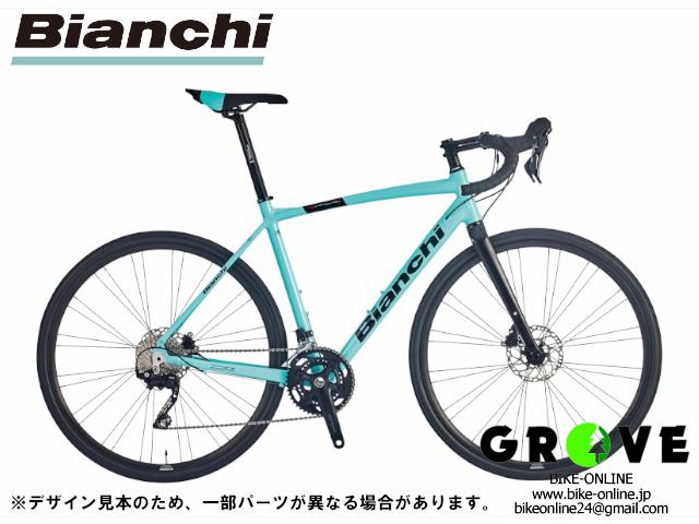 Bianchi ビアンキ [ VIA NIRONE 7 ALL ROAD ] CK16 / 47size 【 GROVE鎌倉 】