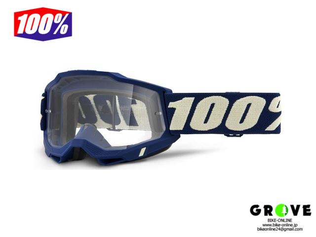 100% [ Accuri 2 アキュリ Goggle ゴーグル ] Deepmarine 【GROVE青葉台】