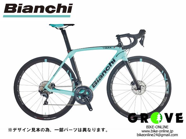 Bianchi ビアンキ [ Oltre XR3 Disc 105 ] CK16(チェレステ) サイズ53 【 GROVE鎌倉 】