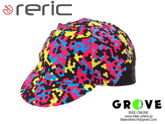 reric レリック  [ ARCHE CAP ] BLACK/ASSORT 【 GROVE鎌倉 】