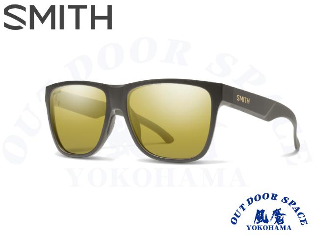 SMITH スミス [ Lowdown XL2 ] Matte Gravy  Polarized / Gold Mirror 【風魔横浜】