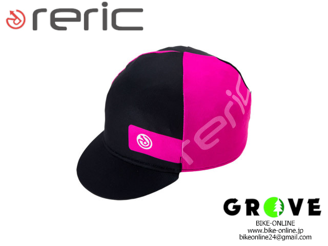 reric レリック [ SPICA CAP ] PINK 【 GROVE鎌倉 】