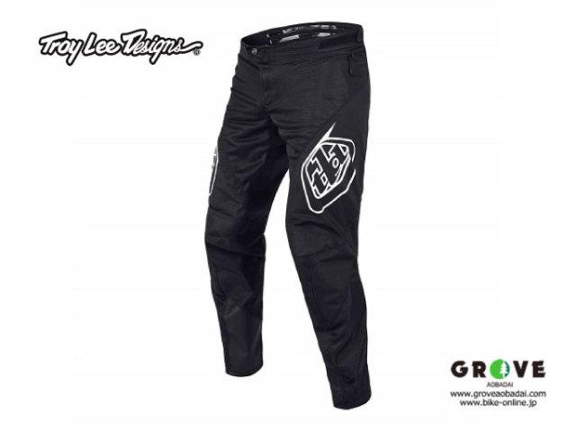 TroyLeeDesigns トロイリーデザインズ [ SPRINT PANTS パンツ ] 2021 / BLACK 【GROVE宮前平】