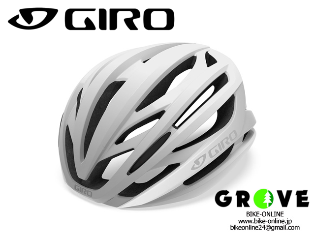 GIRO ジロ [ SYNTAX MIPS ] MATTE WHITE / Mサイズ 【 GROVE鎌倉 】