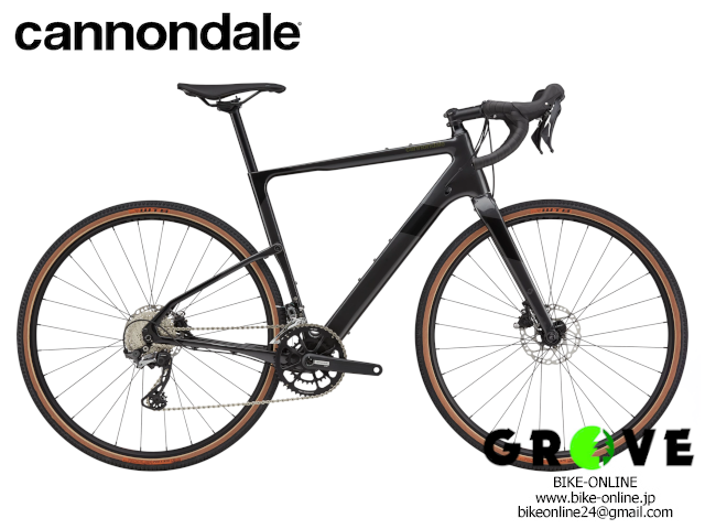 cannondale キャノンデール [ Topstone Carbon 5 ] Graphite / S size 【 GROVE青葉台 】