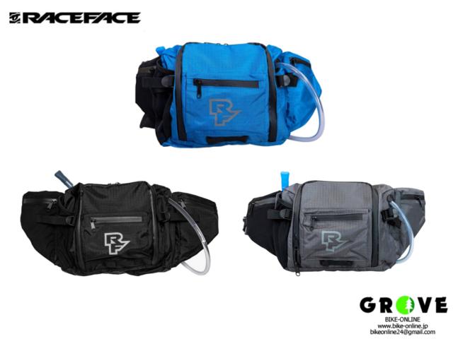RaceFace レースフェイス  [ STASH 3L HIP BAG ] 【GROVE青葉台】