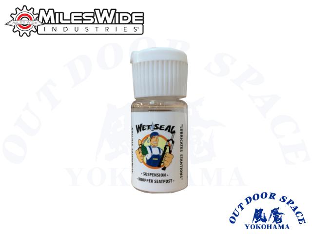 Miles Wide Industries マイルズ ワイド インダストリーズ [ Wet Seal ウェット シール ] 15ml 【風魔横浜】