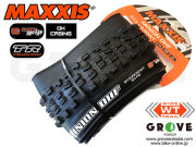 MAXXIS [ MINION DHF 3C MaxxGrip TR DH casing ] 27.5×2.5 WT 【GROVE青葉台】