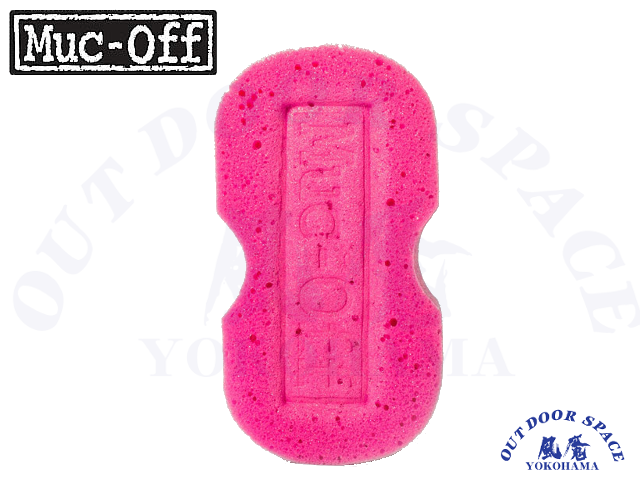 Muc-Off [ EXPANDING MICROCELL SPONGE ]  【 風魔横浜 】