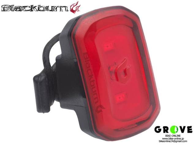 Blackbrunk ブラックバーン[ CLICK USB ] リア充電式ライト【GROVE青葉台】