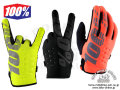 100% Goggle [ BRISKER Gloves ] 防寒グローブ Black/Yellow/Cal-Trans 【風魔新宿】