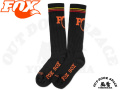 "FOX RACING SHOX [ 2016 FOX Heritage 10"" Synthetic Sock ] フリー(ワンサイズ) 【風魔横浜】"