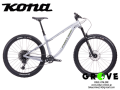 KONA コナ [ 2020 BIG HONZO CR 27.5+ ] Gloss Polar Silver 【 GROVE青葉台 】 ※現金特価