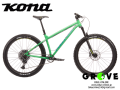 KONA コナ [ 2020 BIG HONZO ST 27.5+ ] Gloss Green / S 【 GROVE青葉台 】 ※現金特価