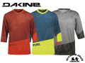 DAKINE [ 2016 VECTRA 3/4 SLEEVE BIKE JERSEY ] 七分袖 MTBジャージ 【風魔横浜】★特価40%OFF