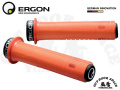 ERGON [ GD1 Factory Grips - MTB Gravity Grip ] Frozen Orange 【風魔横浜】