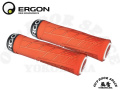 ERGON [ GE1 Factory Grips ] Frozen Orange 【風魔横浜】