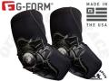 G-Form [ Pro-X Elbow Guard ひじ用プロテクター ] ブラックxグレー 【風魔横浜】