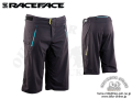 Race Face [ INDIANA WOMENS Shorts 2017 ] BLACK 【風魔新宿】