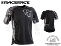 Race Face [ INDY SS Jersey 2017 ] Black/Grey / Sサイズ  【風魔新宿】