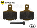 MAGURA マグラ [ ブレーキパッド Type7.R 2ピストン用 ] NEWレース 【風魔横浜】