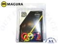 MAGURA マグラ [ キャリパー・カバープレート ] 2ピストン用 3色各2枚セット 【風魔横浜】