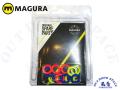 MAGURA マグラ [ キャリパー・カバープレート ] 4ピストン用 3色各4枚セット 【風魔横浜】