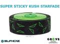 supacaz スパカズ [ SUPER STICKY KUSH  STAR FADE ] バーテープ 【GROVE 青葉台】