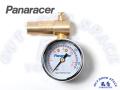Panasonic [ BTG-F LP ] タイヤゲージ 低圧専用内圧ゲージ フレンチバルブ専用 【風魔横浜】