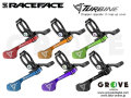 RACE FACE レースフェイス  [ 1x Hop-Up Lever Upgrade Turbine Dropper ] 可変 ドロッパーシートポスト用 レバー 【GROVE青葉台】