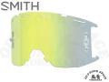 SMITH [ Squad MTB Goggle ゴーグル用 リプレースメント・レンズ ] ChromaPop Contrast Yellow Flash 【風魔横浜】