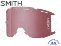 SMITH [ Squad MTB Goggle ゴーグル用 リプレースメント・レンズ ] ChromaPop Everyday Rose 【風魔横浜】