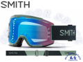 SMITH スミス [ Squad MTB Goggle MTB用 ゴーグル ] Deep Forest Split w/CP Contrast Rose Flash 【風魔横浜】★2018NEW